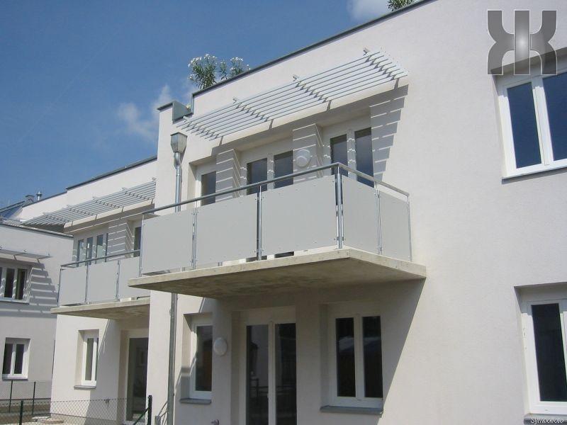 Balkon Sonnenschutz am balkon
